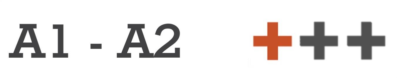 A1-A2