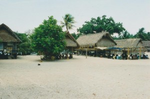 The Mauwake speaking Moro village